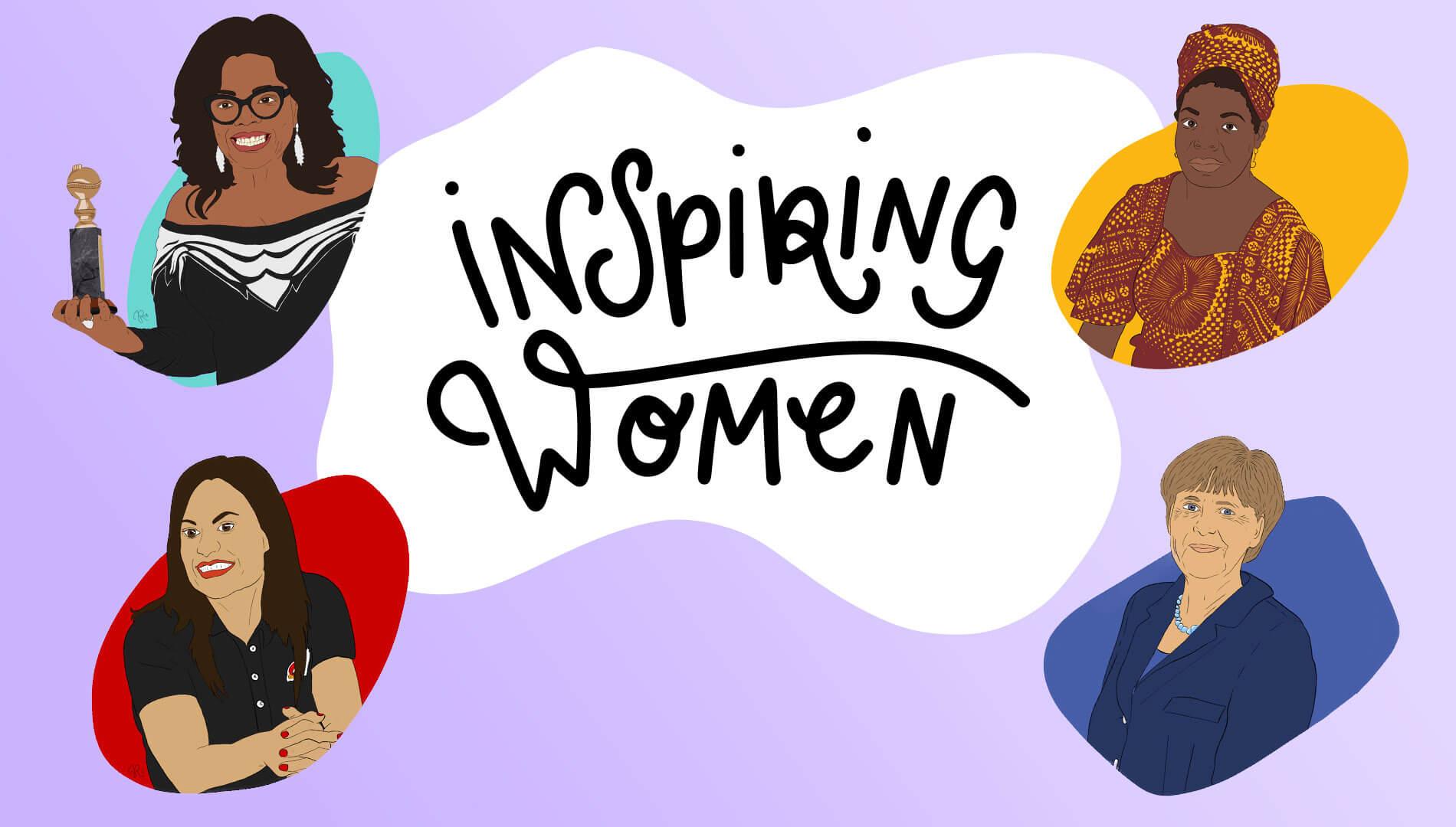 Inspiring Women by Jessica Ringelstein